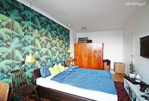 Waltrovka sypialnia