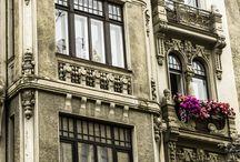 exterior/façade