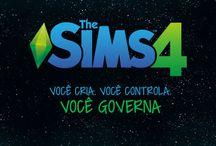 Sims 4 / O meu jog de PC preferido! :)