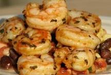 Seafood Recipes / by Jennifer Blair Knutson