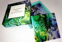 Jan Laurent Coasters  / All types of beautiful Coasters