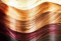 HAIRS / by Bushra Marafie