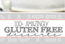 Gluten Free! / by CandyCentral