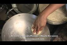 Bravanese food