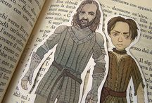Handmade Game of Thrones / Handmade items inspired by Game of Thrones