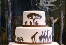 Jessica's Wedding  / Africa!
