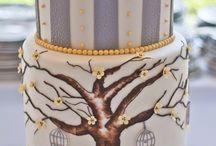 Bellos pasteles de boda / Irresistibles!!! Si andas en busca de inspiración para tu pastel de bodas, aquí tienes muchas propuestas.