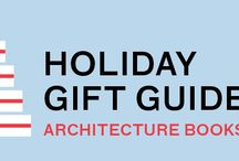 Holiday Gift Book Lists 2013  / Books to give as holiday gifts from our online book fair, many at considerable discounts. Each list has a theme, the first of which is books for all the architecture lovers on your list