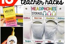 Teacher's Corner / Educational Ideas and tips for teachers of children in preschool and daycare.