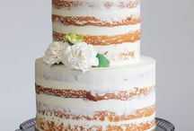 WEDDING CAKES NAKED