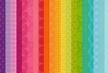 Rainbow Colors / by Alexandra Rivera