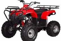 """X-Treme 125R Mid Size Utility ATV / Mid-Size Youth Utility ATV 125cc, 3-Speed with Reverse, Semi-Automatic, Hand & Foot Brake, 8"""" Wheels, Electric Start, Remote Kill, Speed Governor. MUST BE OVER AGE 12"""