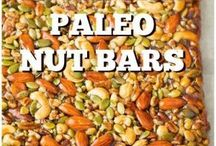 GF (Paleo) Nut Bars