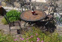 Bahçe ve mobilyaları/Garden and furnitures