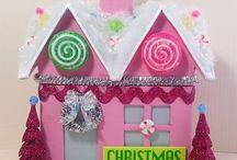 Pink Candyland Christmas