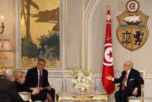 Atlantic Council, Madeleine Albright visit Tunisia
