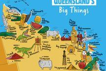 Travel Destinations - Queensland