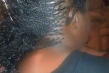 I stay braided up / by Khadejah Maxine