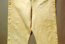 18th century : Costumes en Révolutions
