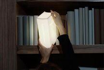 illuminazione libri