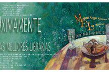 """MEL """" Unha mosca agradecida"""" / """"MEL.Unha mosca agradecida"""" é o novo libro disco de Miguel Alonso Diz e Luz Beloso, autores que dende o ano 2012 están presentes nas listas dos máis vendidos de Galicia grazas aos seus traballos no eido infantil-xuvenil.  MEL inicia un proxecto literario musical xunto a Servando Barreiro, Miguel Alonso, Malvares de Moscoso e Maese Pedrido"""