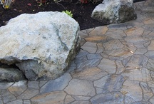 Patios+Hardscapes / by All Oregon Landscaping Inc