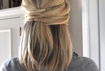 Hair / by Danielle Helmer