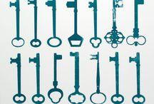 Skeleton Key Love / by Alicia Kemmerling