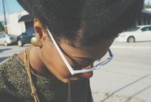 HAIR / black hair, natural hair