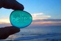 Palavra Believe! / O Believe anda um pouco por todo o lado... olhem só!