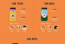 Organic repellents