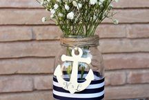 Nautical themed party / by Anna Ward