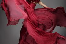 Color: Cinnabar to Burgundy / by Patty Flagler