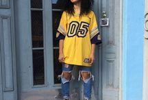 Wardrobe malfunction / Hip, sassy, style I like