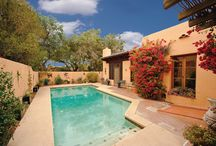 Relax and Recharge / Savor pure leisure or reinvigorate your wellness with spa treatments or yoga at one of Arizona's many celebrated resorts and hotels. Inspiring landscapes and indulgent pampering await.