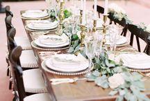 Wedding / Organic decor