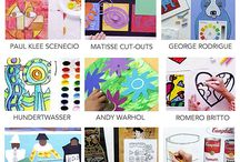 Art Class - History of Art