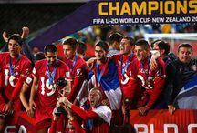 7 Calon Bintang Lulusan Piala Dunia U-20 / Piala Dunia U-20 tiap tahunnya selalu menghasilkan pemain-pemain yang kedepannya menjelma menjadi pemain besar. Contohnya Luis Figo dan Lionel Messi. Tahun ini, Serbia keluar sebagai juara. Lantas siapa pemain yang diprediksi akan jadi bintang, Selengkapnya : http://ids.ms/RyvqkW3n