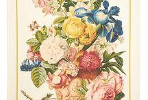 Gravuras florais