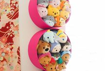 Tsum Tsum Party & Etc. / We love Tsum Tsums so much we had to make this board.