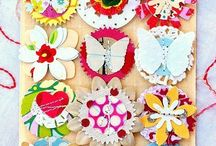 homemade cards and tags / by Cindy Schwabenland