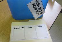 Math Classroom Ideas