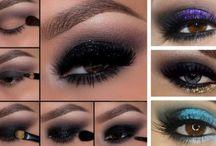 Modelos de maquiagens