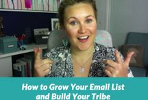 Email Marketing Rules OK! / The one thing you can control is your list and how you connect with YOUR people. Do it well and you'll never starve again!