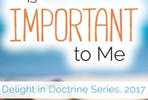 Bible Study and Theology / Here is where you will find tips, encouragement, and inspiration for studying God's Word, Christian doctrine, and theology. Also included are Bible study for kids, Bible study for families, and Bible study printables and downloads.