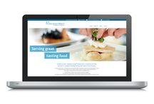 Digital design work / Website design, email campaigns, Social media pages
