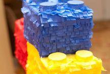 Aniversário Lego