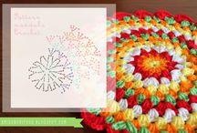 #crochet stuff  ❤ Häkelideen / all about crochet