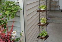 inspirasi vertical garden
