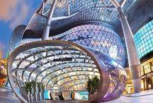 Shopping malls around the world